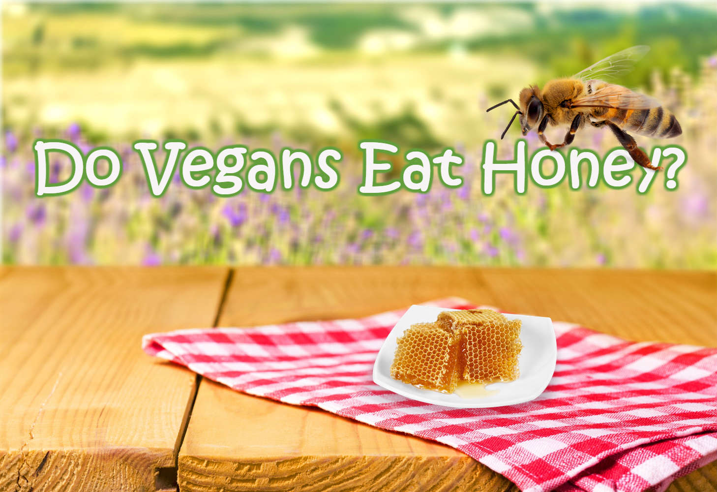 do vegans eat honey