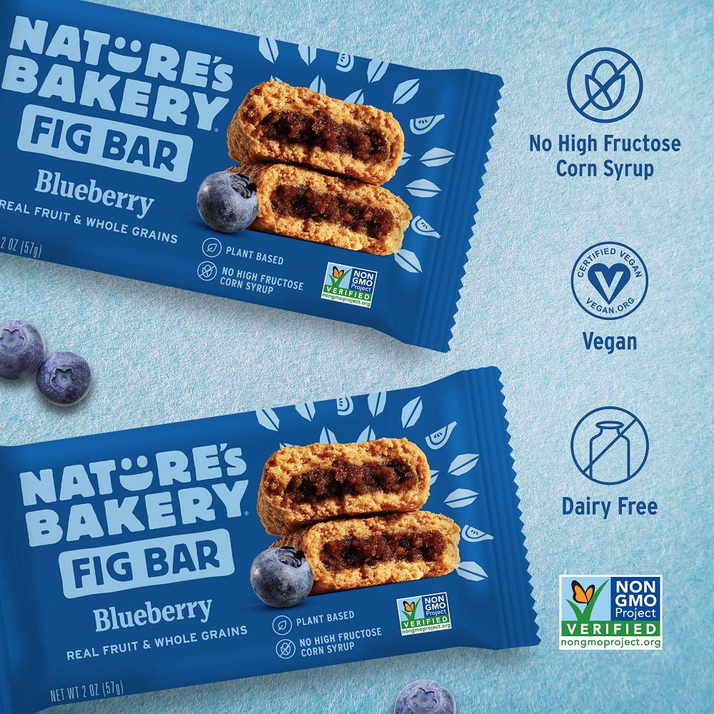 Natures bakery whole wheat fig bars
